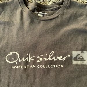 Quicksilver Waterman Collection men's t shirt